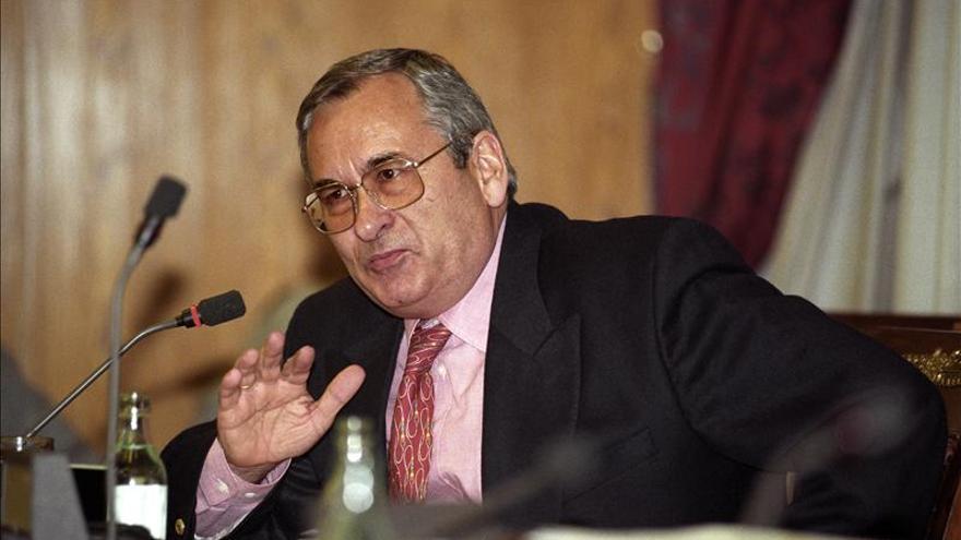 Anticorrupción pide al juez que impute a Ángel Sanchís, tesorero de Alianza Popular