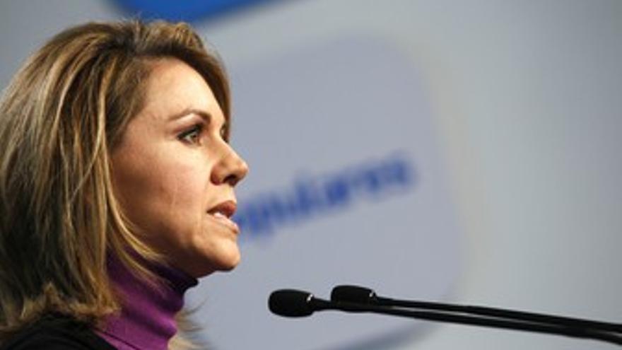María Dolores de Cospedal. (EUROPA PRESS)