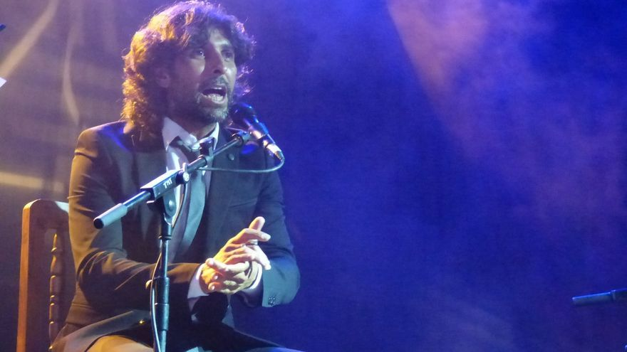 """Arcángel sobre la Medalla de Andalucía: """"Es un reconocimiento al flamenco y a la gente que me ha apoyado"""""""