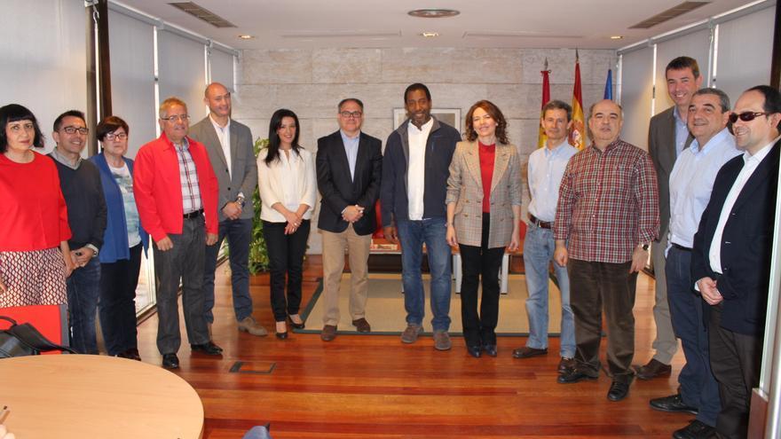 Reunión del grupo de trabajo para la Ley del Tercer Sector de Castilla-La Mancha