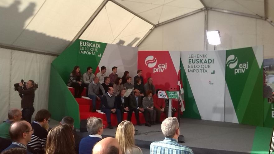 """PNV alerta de que tras la """"nefasta herencia"""" de Rajoy, """"lo malo puede empeorar"""" con un pacto PP-Ciudadanos"""