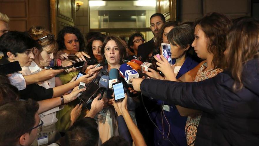"""El PSOE constata las diferencias con Podemos pero ve """"factible"""" el acuerdo"""