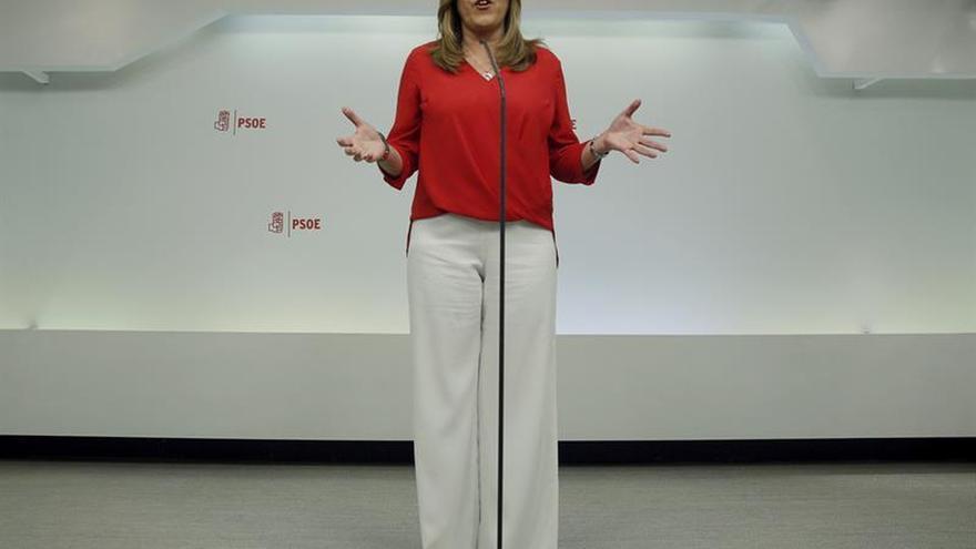 Díaz:No quiero el voto de nadie que insulte a un compañero, quiero el voto del respeto