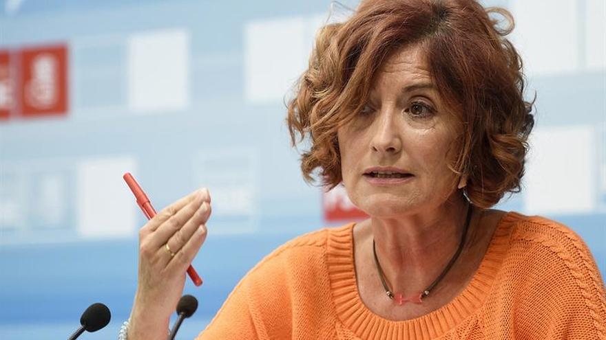 Diputada socialista tras dimitir por imputación del TS: no soy una heroína