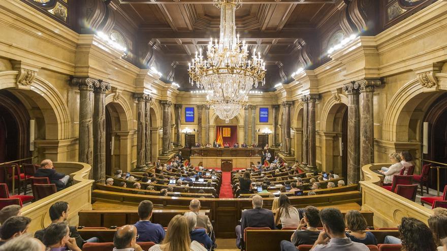 La Mesa del Parlament catalán podrá suspender a diputados cuando se les abra juicio por corrupción