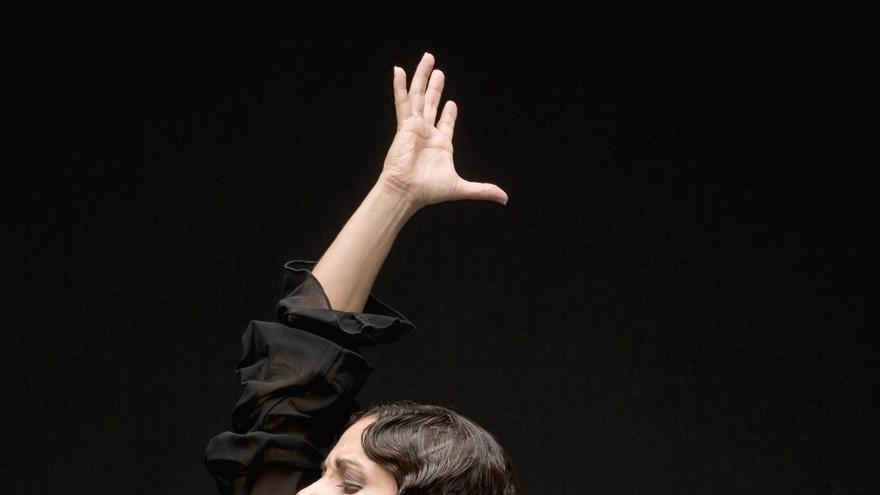 Eva Yerbabuena imparte un seminario basado en la improvisación en la interpretación coreográfica
