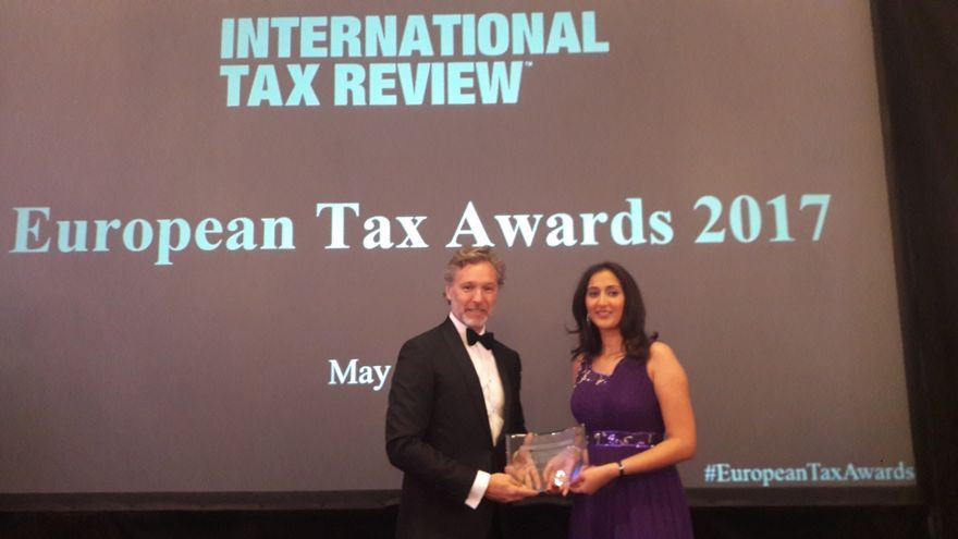 Deloitte gana el premio a 'Mejor firma fiscal en España en 2017' de Tax Review