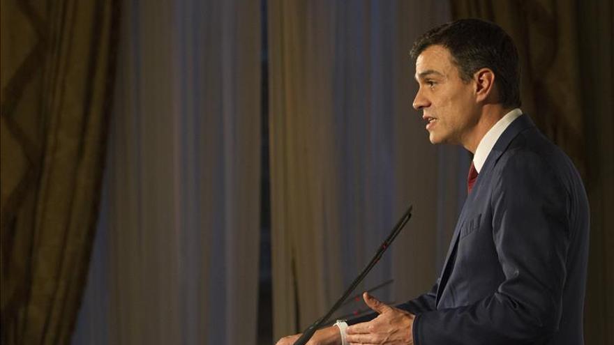 PSOE y C's intentarán evitar nuevas elecciones