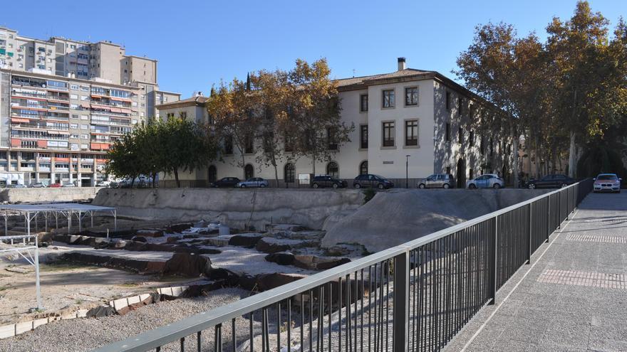 El Gobierno de Murcia emplea agua de un pozo ilegal para refrigerar su sede desde hace 35 años