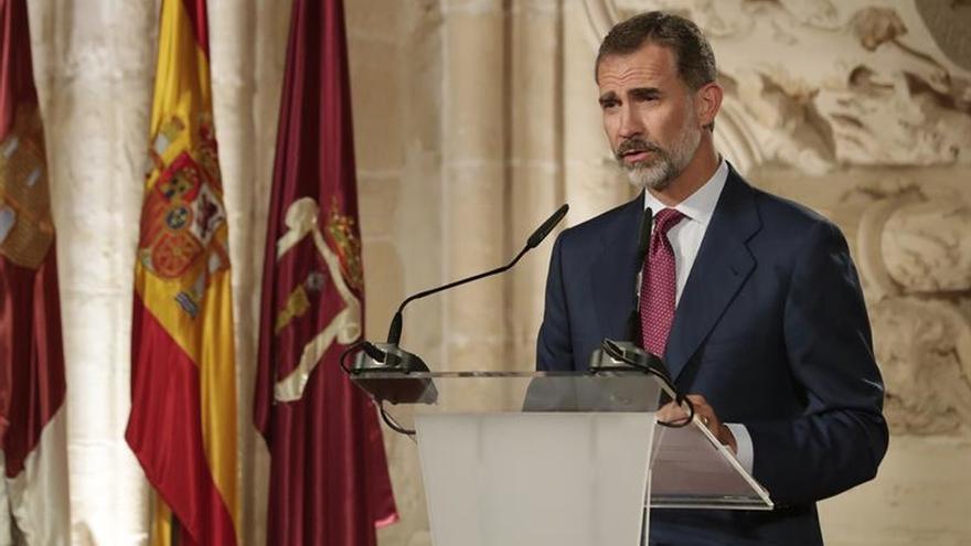 Felipe VI: España comparte el dolor de Portugal ante una tragedia devastadora