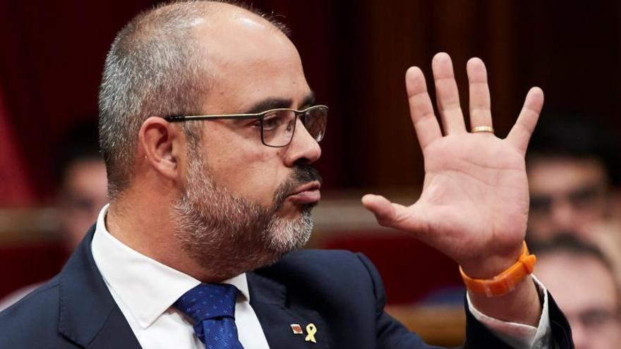 Buch niega motivos políticos en cambios en Mossos y en nueva área de escoltas