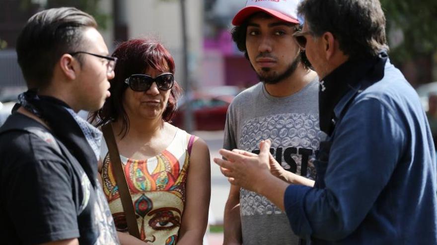 """Los indignados chilenos le dan al """"reset"""""""