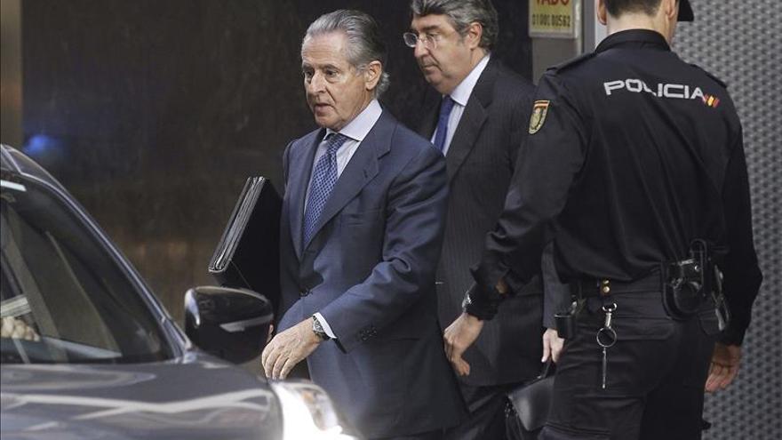 """El FROB se opone a rebajar la fianza de Blesa porque fue """"oportuna"""""""