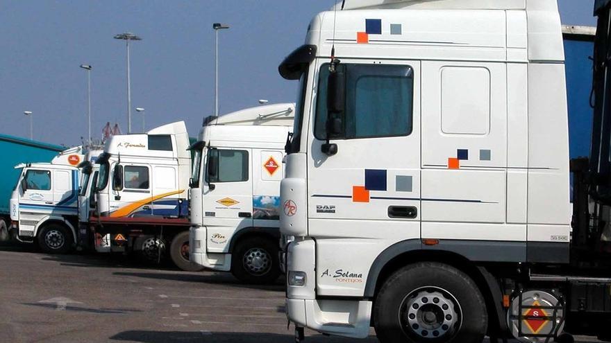 Cantabria lidera el incremento de matriculaciones de vehículos industriales hasta agosto con un 33,7%