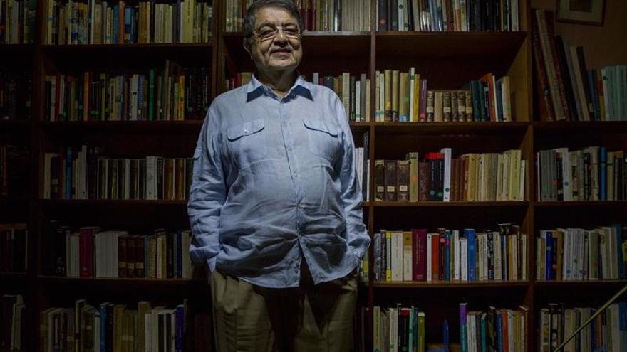 """Sergio Ramírez dice que el Premio Cervantes es un """"segundo aire"""" para su literatura"""