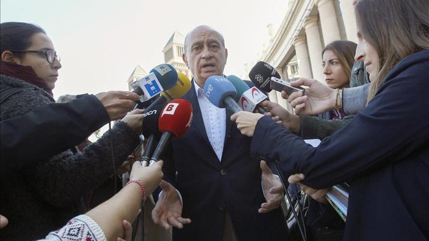 """F.Díaz: se responderá con """"firmeza"""" si el Parlament no vuelve """"al sentido común"""""""