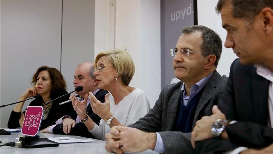 UPyD se presentará a las municipales en el 80 por ciento del territorio, un 25 más que 2011