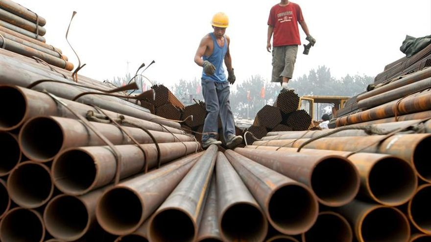 La OMC observa, atenta y cautelosa, el aumento de aranceles de EEUU a acero y aluminio