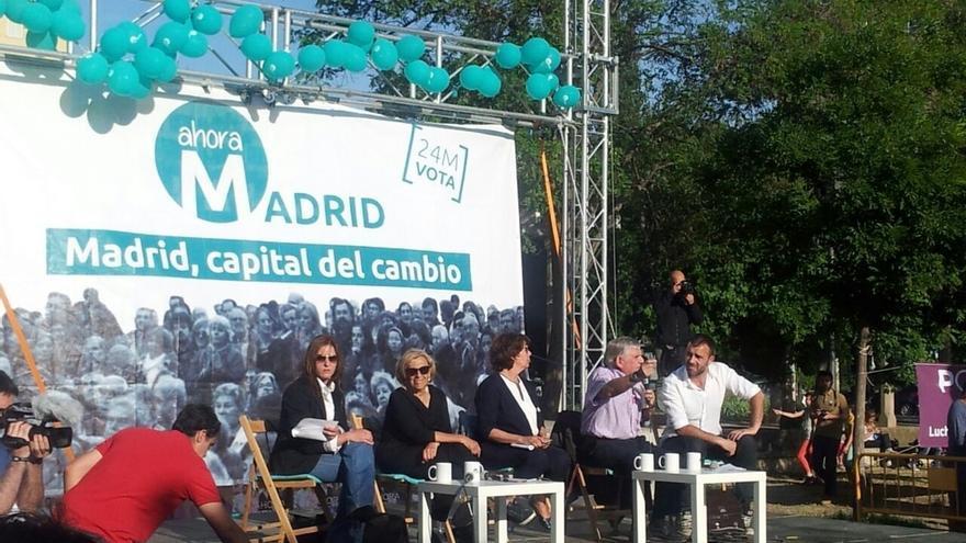 """Carmena, sobre el debate con Aguirre: """"No sabéis hasta qué punto dudaba en marcharme o darle una lección"""""""