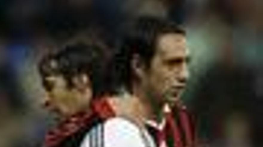 El Milan conquista el Santiago Bernabéu