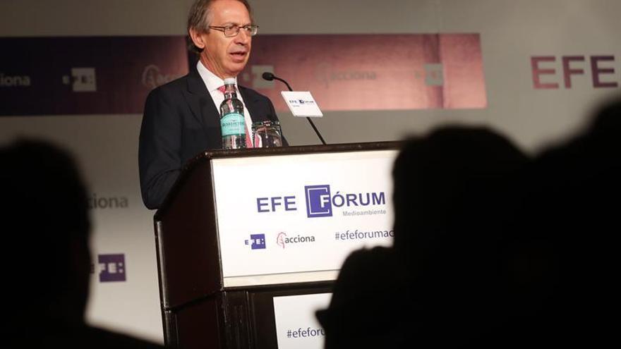 Presidente de Efe: Es hora de tomar medidas para cumplir el Acuerdo de París