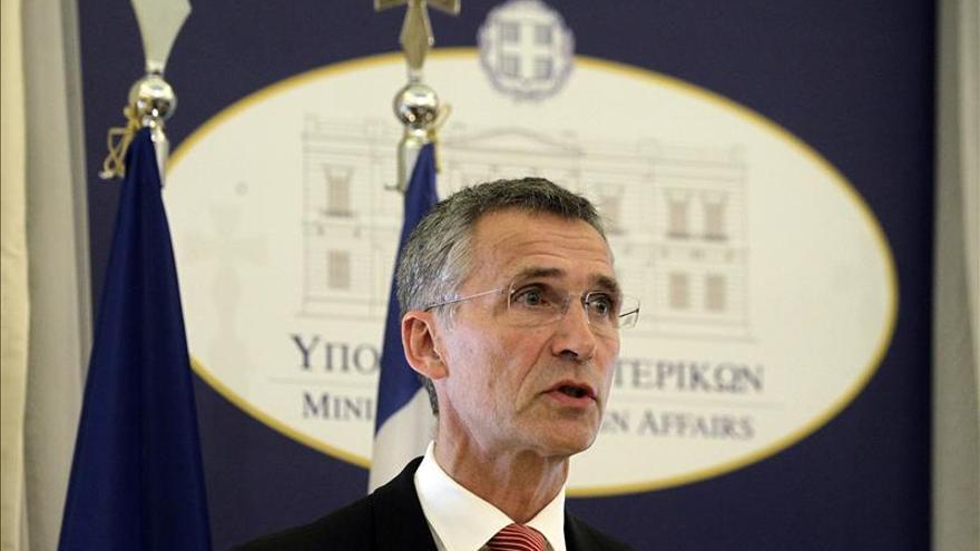 Stoltenberg aborda en Kabul el final de la misión de la OTAN en Afganistán