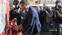 Los líderes políticos españoles recuerdan a las víctimas del 11M cuando se cumplen 14 años del atentado