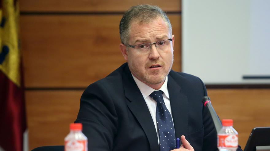 José Antonio Carrillo, director general de Vivienda y Urbanismo de Castilla-La Mancha