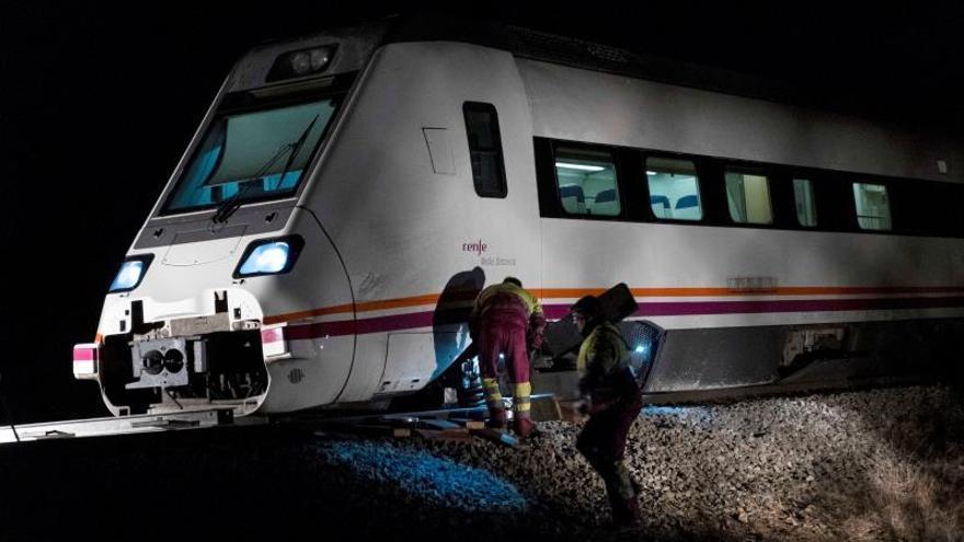 El accidente ferroviario de Torrijos fue un sabotaje, dice el comité de empresa de Adif