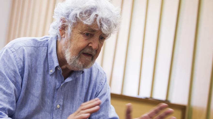 Xose Manuel Beiras. / Foto: Óscar Corral