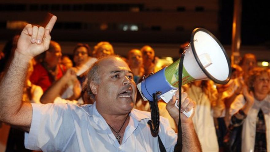 De la manifestación en LPGC #4