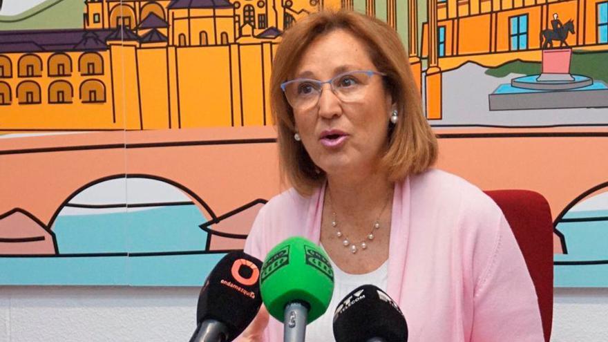 La exconcejala del PP Laura Ruiz.
