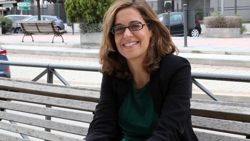 Sara Collantes, responsable de migraciones de Unicef