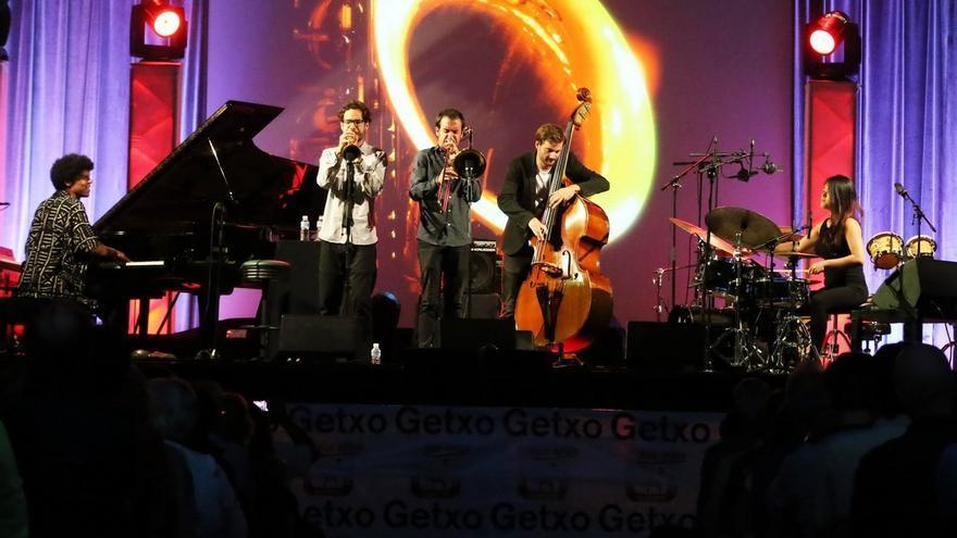El Festival de Jazz de Getxo edita un disco del ganador del concurso de grupos, Daahoud Salim Quintet