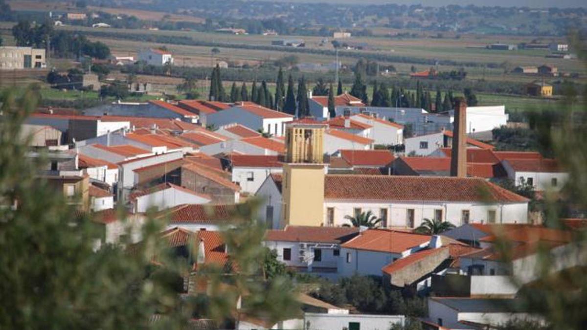 Vista de Alcaracejos.