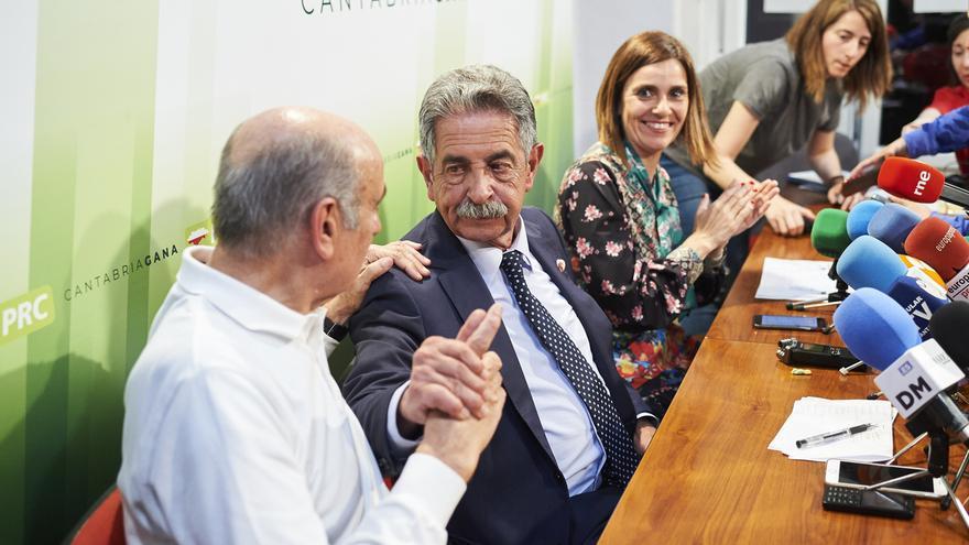 """PRC """"solo"""" negociará con PSC con un """"compromiso previo de Sánchez"""" sobre los trenes, la Pasiega y Valdecilla"""