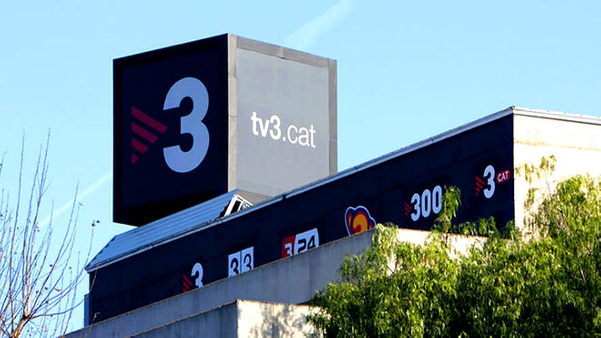 Sede de TV3.