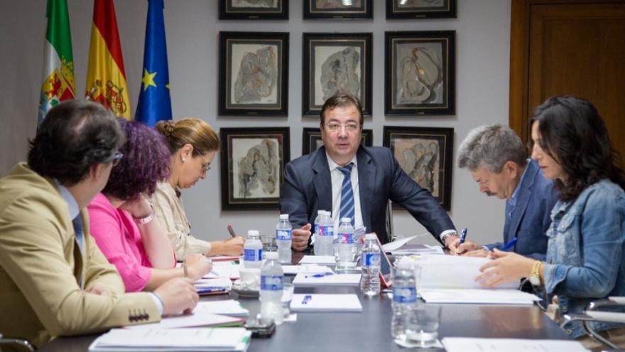 Consejo de Gobierno de la Junta de Extremadura