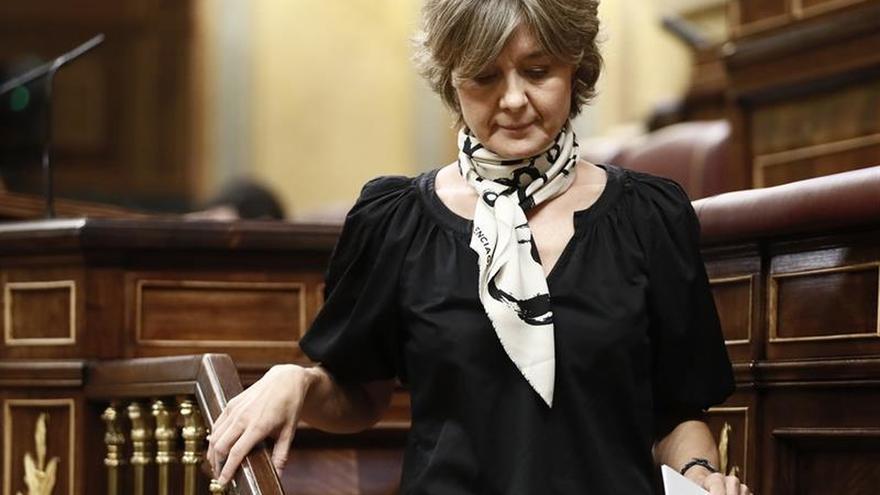 Ministra pide a los ciudadanos que sumen a su rutina el hábito del reciclado