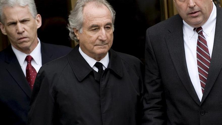 Estafador Bernard Madoff insiste en que sus hijos desconocían su fraude