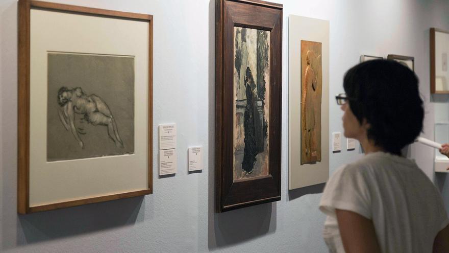 La obra de Ignacio Pinazo llega al IVAM
