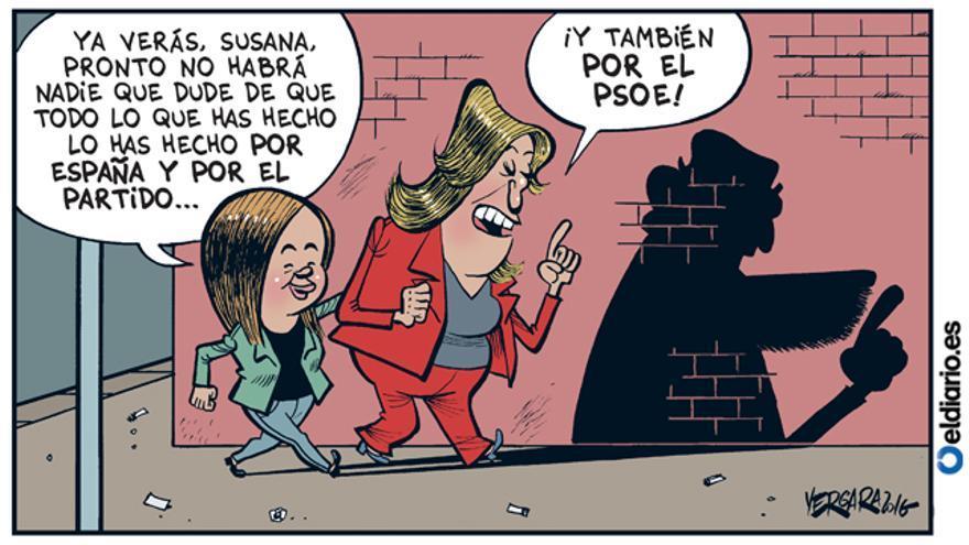 Susana y Verónica