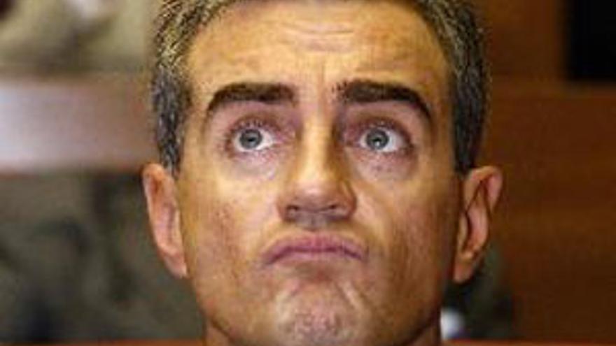 Ricardo Costa, secretario general de los populares valencianos. (REUTERS)