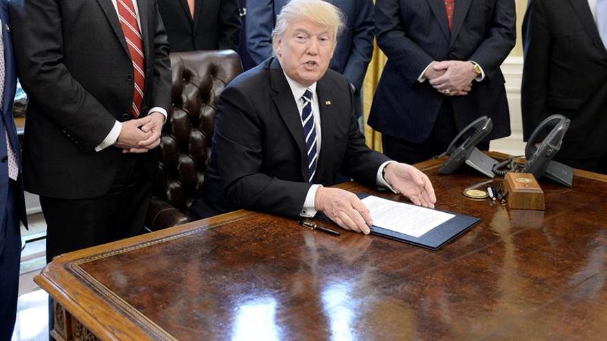 Trump designa al teniente general McMaster como nuevo asesor de Seguridad