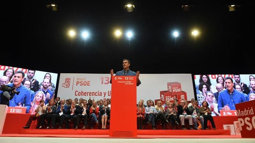 Sánchez: El problema de Cataluña no es España, son sus malos gobernantes