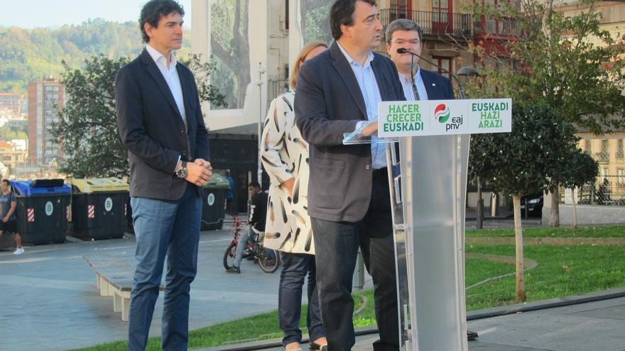 """PNV ve """"técnicamente posible y presupuestariamente viable"""" que el TAV entre soterrado a Bilbao cumpliendo los plazos"""