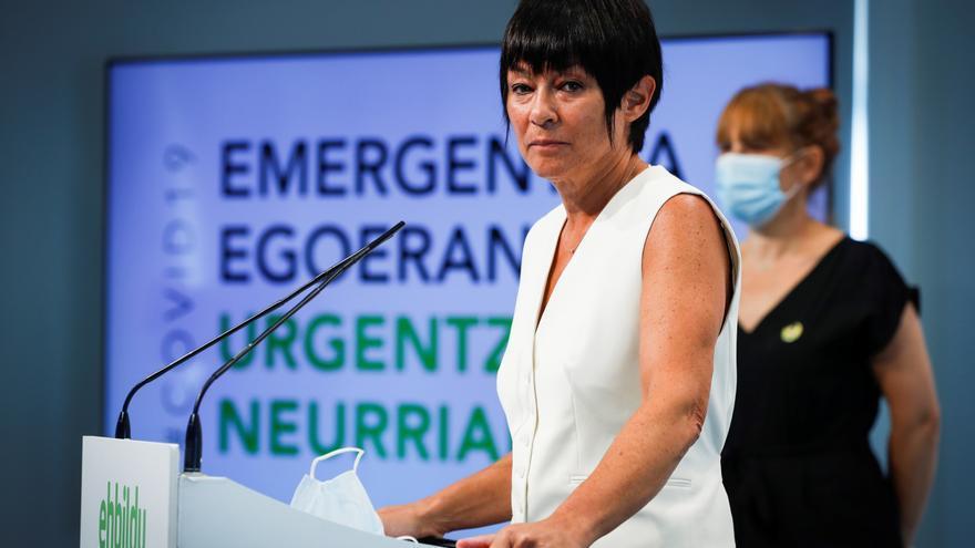 La dirigente de EH Bildu Maddalen Iriarte desvela que sufrió abusos con 7 años