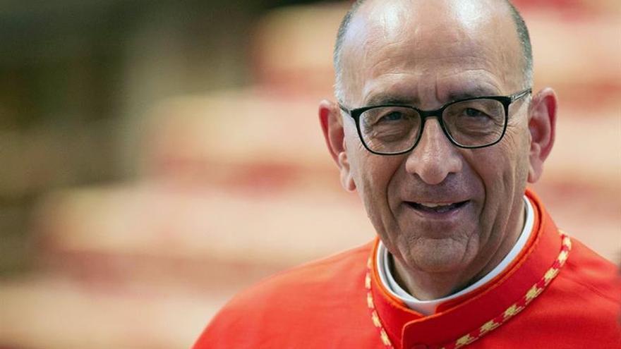 El cardenal Omella ofrece templos y escuelas para acoger niños solos en casa