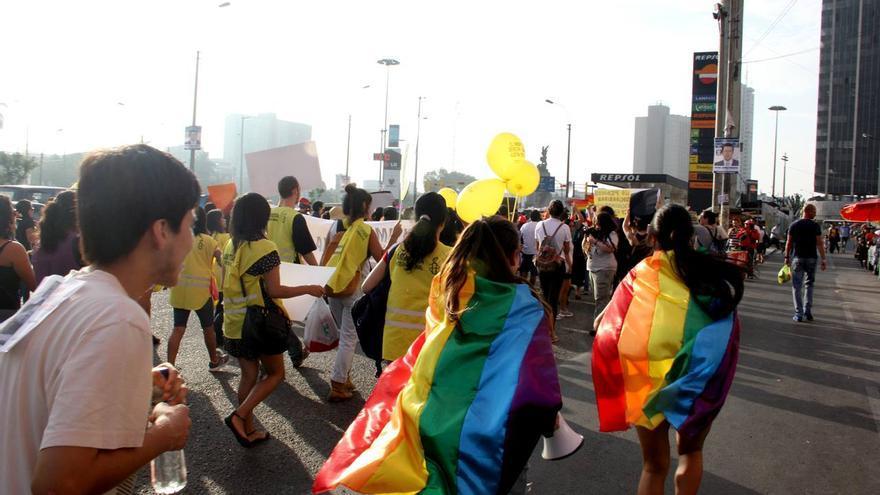 Segunda marcha por la la igualdad en Lima / Amnistía Internacional Perú