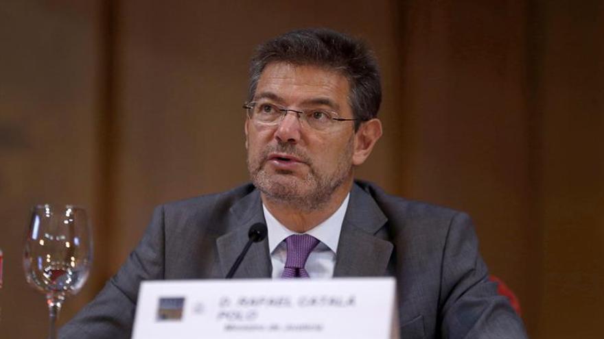 La mayoría de jueces de instrucción de Madrid demanda al Ministerio Justicia